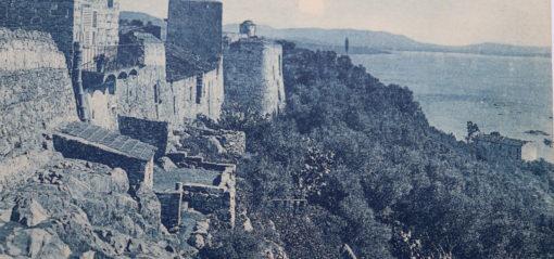 Les cinq bastions de la citadelle de Porto-Vecchio