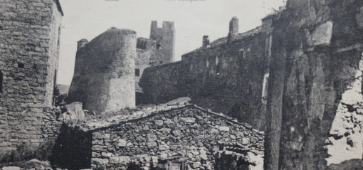The citadel of Porto-vecchio