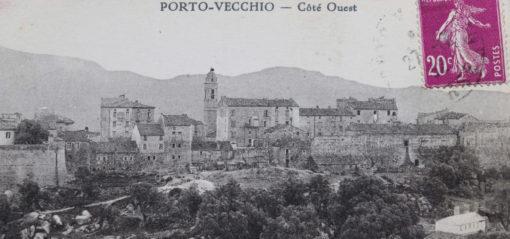 Porto-Vecchio en 1900