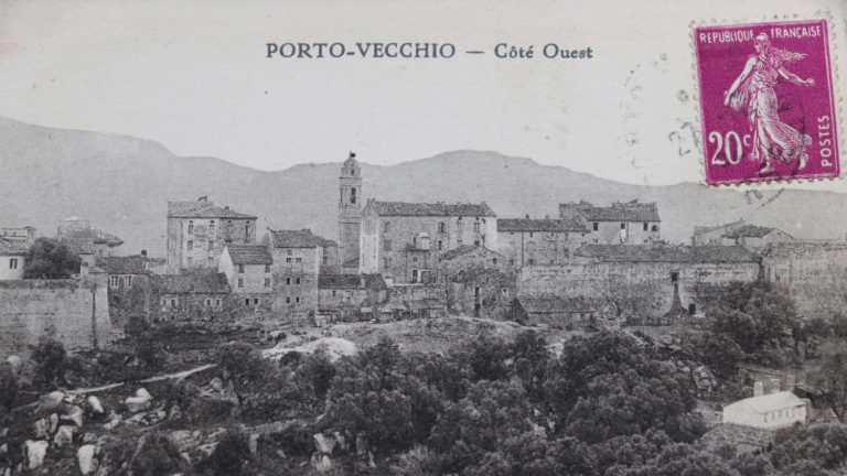 The history of Porto-Vecchio