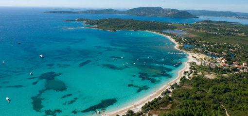 La spiaggia di Saint Cyprien