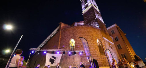 Concert in Porto-Vecchio church