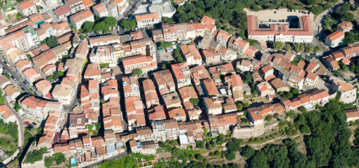 Citadelle fortifiée Porto-Vecchio